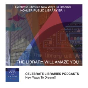EPISODE #1: Jon Voils The Kohler Public Library